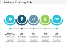 Business Coaching Skills Ppt Powerpoint Presentation Professional Templates Cpb