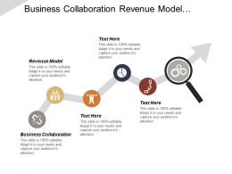 Business Collaboration Revenue Model Teamwork Hr Metrics Waste Management