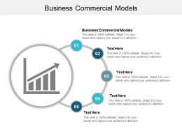 Business Commercial Models Ppt Powerpoint Presentation File Good Cpb
