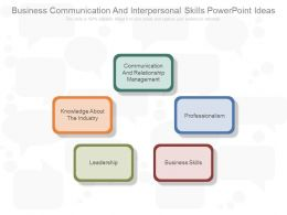business_communication_and_interpersonal_skills_powerpoint_ideas_Slide01