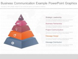 Business Communication Example Powerpoint Graphics