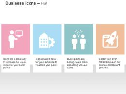 Business Communication Idea Generation Startup Ppt Icons Graphics
