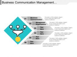 Business Communication Management Organizations Lean Continuous Improvement Methodologies Cpb
