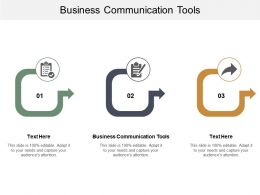 Business Communication Tools Ppt Powerpoint Presentation Good Cpb