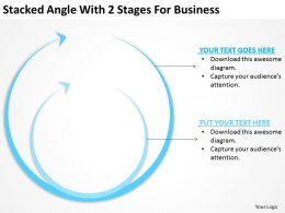business_concept_diagram_with_2_stages_for_powerpoint_templates_ppt_backgrounds_slides_Slide01
