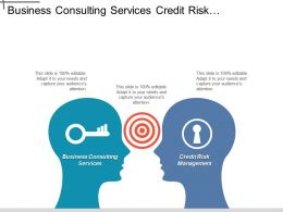 Business Consulting Services Credit Risk Management Decision Point Marketing Cpb