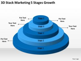 business_context_diagram_3d_stack_marketing_5_stages_growth_powerpoint_templates_0522_Slide01