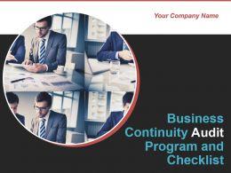 business_continuity_audit_program_and_checklist_powerpoint_presentation_slides_Slide01