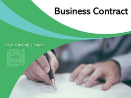 Business Contract Briefcase Negotiation Carrying Document Confirmed Policies
