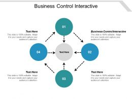 Business Control Interactive Ppt Powerpoint Presentation Icon Files Cpb