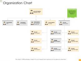 Business Controlling Organization Chart Ppt Sample