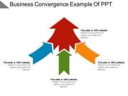 Business Convergence Example Of Ppt