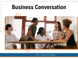Business Conversation Development Executive Telephonic Network Programming