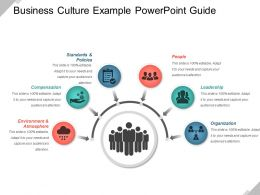 Business Culture Example PowerPoint Guide