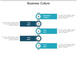 Business Culture Ppt Powerpoint Presentation Slides Introduction Cpb