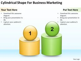 Business Cycle Diagram For Marketing Powerpoint Templates PPT Backgrounds Slides 0515