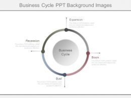 Business Cycle Ppt Background Images