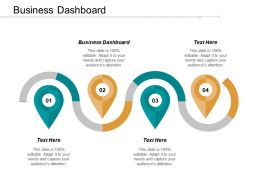 Business Dashboard Ppt Powerpoint Presentation File Styles Cpb