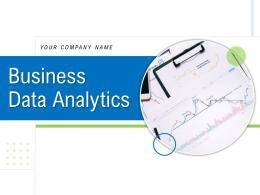 Business Data Analytics Powerpoint Presentation Slides