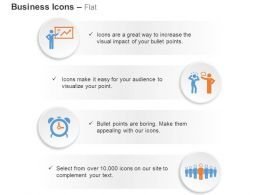 Business Data Growth Limit Team Lead Brainstorming Ppt Icons Graphics