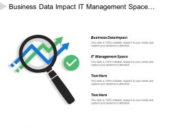 Business Data Impact It Management Space Project Scope