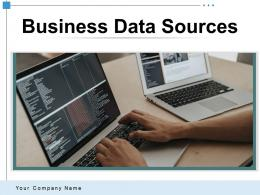 Business Data Sources Product Customer Analytics Organization Generation