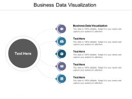 Business Data Visualization Ppt Powerpoint Presentation File Display Cpb