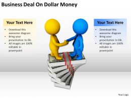 business_deal_on_dollar_money_ppt_graphics_icons_powerpoint_Slide01