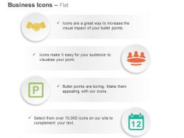 Business Deal Team Management Calender Project Ppt Icons Graphics