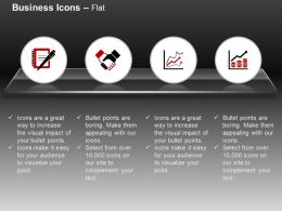 Business Deals Growth Analysis Ppt Icons Graphics