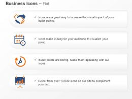 Business Deals Time Management Ppt Icons Graphics
