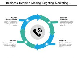 Business Decision Making Targeting Marketing Management Process Team Development Cpb