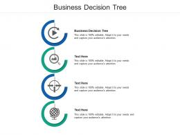 Business Decision Tree Ppt Powerpoint Presentation Infographics Aids Cpb