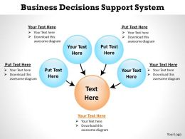 Business Decisions Support System 8