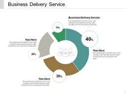 Business Delivery Service Ppt Powerpoint Presentation File Example File Cpb