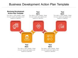 Business Development Action Plan Template Ppt Powerpoint Presentation Example 2015 Cpb