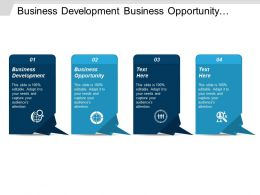 Business Development Business Opportunity Business Continuity Performance Management Cpb