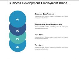 Business Development Employment Brand Development Mission Critical Business Cpb