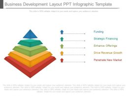 Business Development Layout Ppt Infographic Template