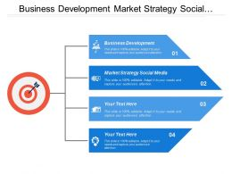 Business Development Market Strategy Social Media Market Research