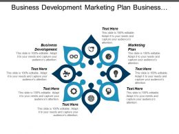 Business Development Marketing Plan Business Development Strategies Business Acquisition Cpb