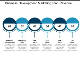 Business Development Marketing Plan Revenue Cycle Management Social Media Cpb