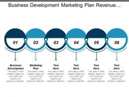 business_development_marketing_plan_revenue_cycle_management_social_media_cpb_Slide01