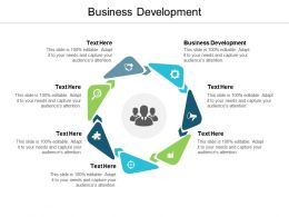 Business Development Ppt Powerpoint Presentation Summary Sample Cpb