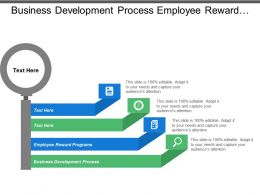 Business Development Process Employee Reward Programs Product Positioning