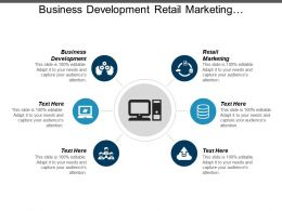 Business Development Retail Marketing Organizational Culture Investment Management Cpb