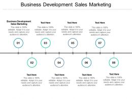 Business Development Sales Marketing Ppt Powerpoint Presentation Gallery Model Cpb