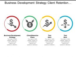 Business Development Strategy Client Retention Plans Disaster Recovery
