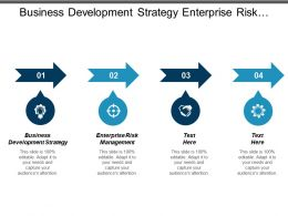 Business Development Strategy Enterprise Risk Management Social Network Cpb