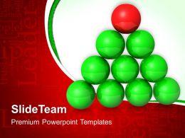 Business Development Strategy Template Templates Success Leadership Growth Ppt Slide Powerpoint